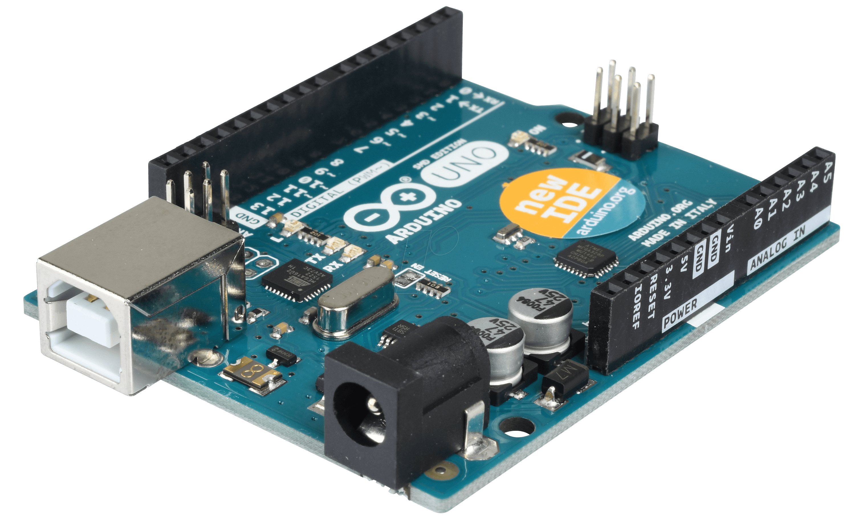 WHAT IS ARDUINO ?